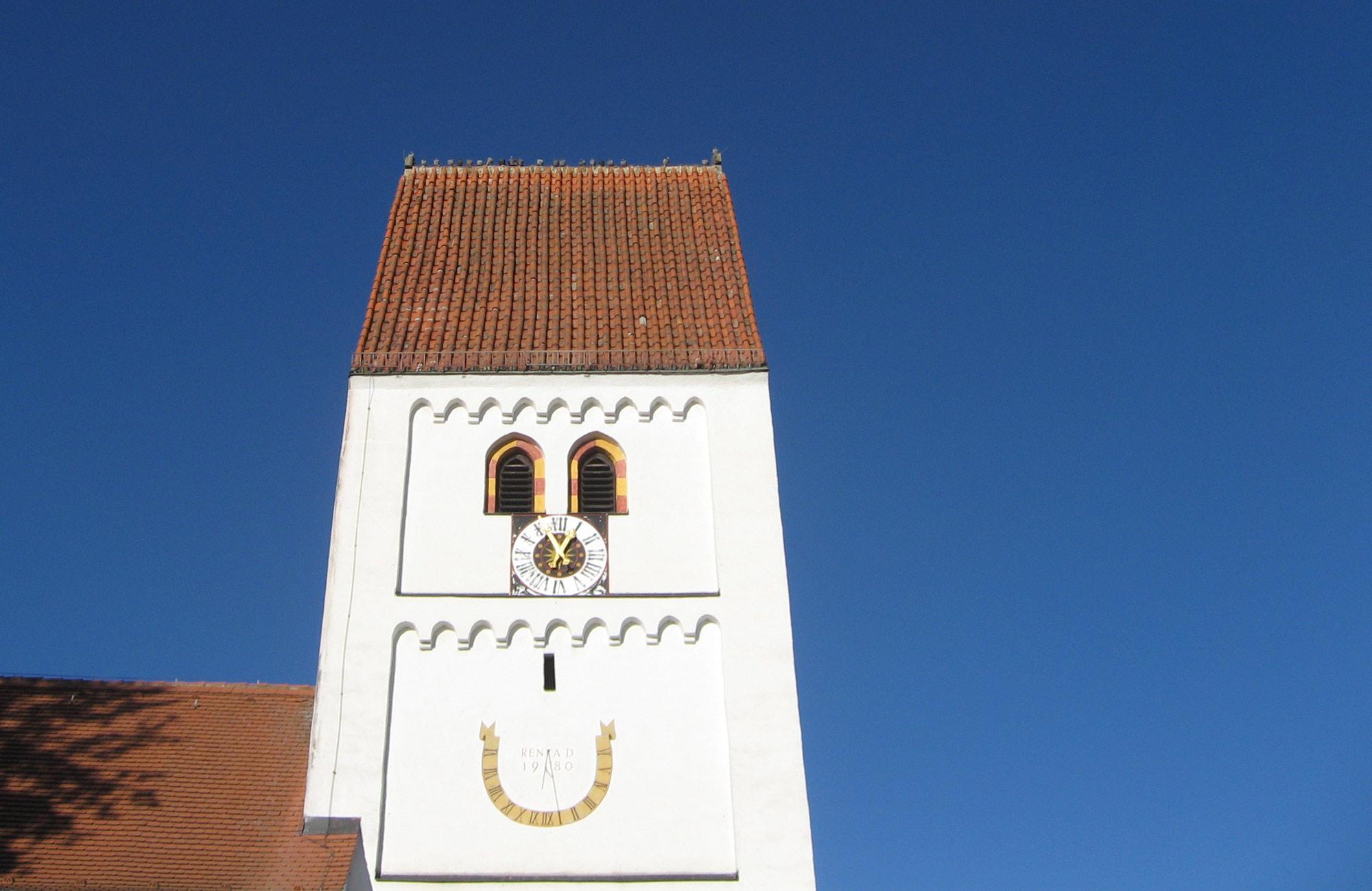 St. Michael in Hechendorf